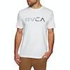 RVCA Blinded Short Sleeve T-Shirt - White