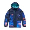 O Neill Allure Girls Jacket - Pink Blue