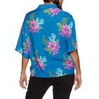 Santa Cruz Vacation Ladies Short Sleeve Shirt