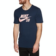 Nike SB Logo Mens Short Sleeve T-Shirt