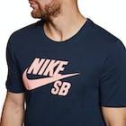 Nike SB Logo Mens Short Sleeve T-Shirt