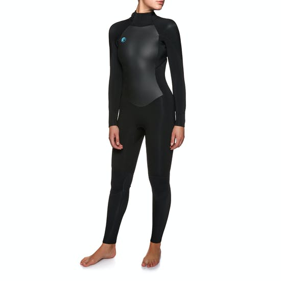 O'Neill Womens O'riginal 5/4mm Back Zip Wetsuit