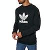 Adidas Originals Trefoil Crew Sweater - Black