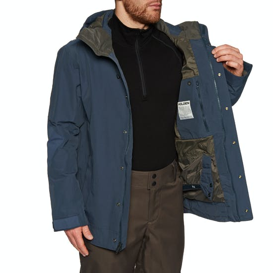 Holden Hooded Deck Snow Jacket