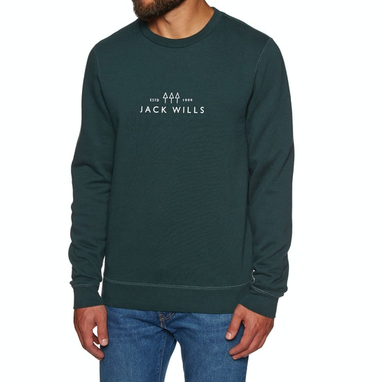 Jack Wills Cruxton Graphic Sweatshirt セーター