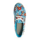 Sanuk W Pair O Sail Prints Ladies Slip On Trainers