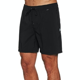 Hurley One And Only Volley 17in Boardshorts - Black
