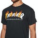 Thrasher Flame Mag Short Sleeve T-Shirt