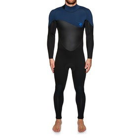 Rip Curl Omega 5/3mm Back Zip Wetsuit - Navy