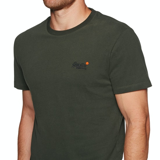 Superdry Orange Label Vintage Embroidered T-Shirt Korte Mouwen