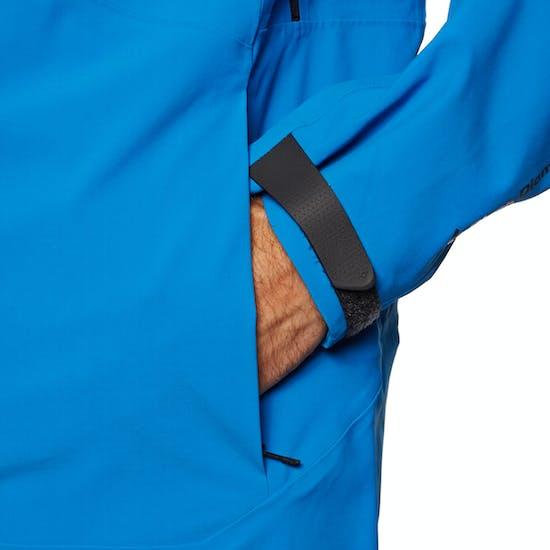 Black Diamond Recon Stretch Ski Shell Snow Jacket