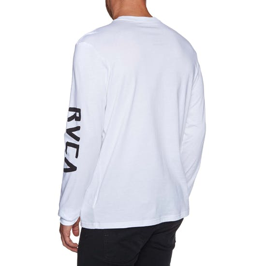 RVCA Small Toy Machine Mens Long Sleeve T-Shirt