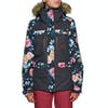 Rip Curl Chic Ptd Womens Snow Jacket - Red Orchid