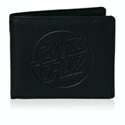 Santa Cruz Embossed Dot Wallet