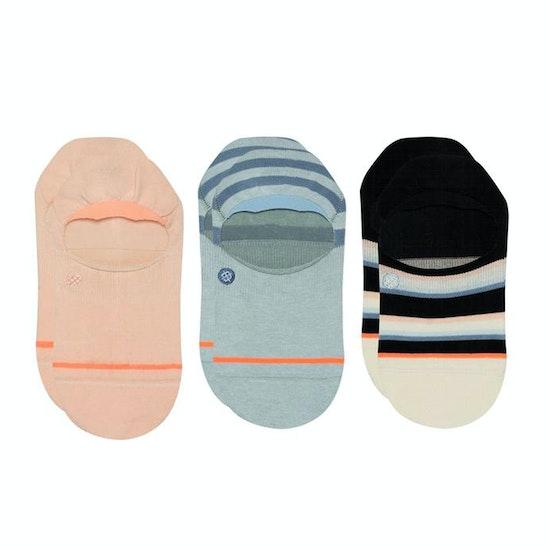 Stance Back To Basic 3 Pack Womens Socks