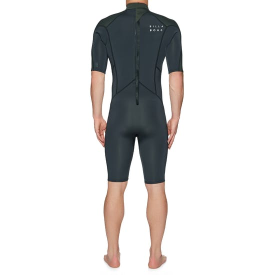 Traje de neopreno Billabong Absolute 2/2mm 2019 Back Zip Short Sleeved Shorty
