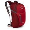 Osprey Daylite Plus Laptop Backpack - Real Red