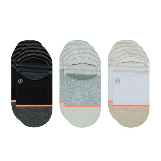 Stance Sensible 3 Pack Ladies Socks