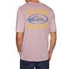 Quiksilver Cosmic Patient Short Sleeve T-Shirt - Keepsake Lilac