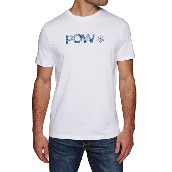 Protect Our Winters Pow Organic Short Sleeve T-Shirt