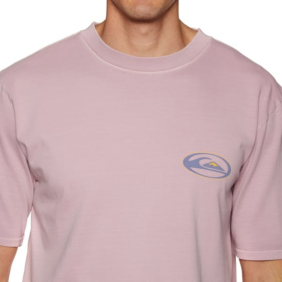 Quiksilver Cosmic Patient Mens Short Sleeve T-Shirt