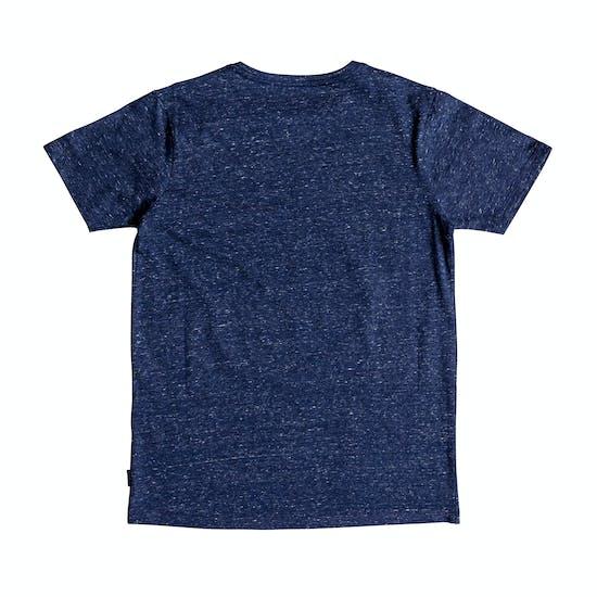 Quiksilver Hot Vapour Boys Short Sleeve T-Shirt