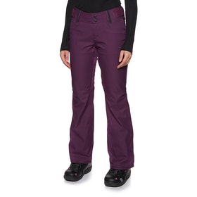Holden Standard Womens Snow Pant - Sangria