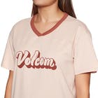 Volcom Becomce Ladies Short Sleeve T-Shirt