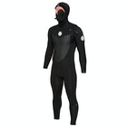Rip Curl Flashbomb 6/4mm Chest Zip Hooded Wetsuit