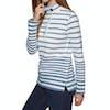 Sweat Femme Joules Saunton Saltwash Classic - Light Multi Blue Stripe