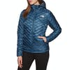 Blusão North Face Thermoball Hoody - Blue Wing Teal