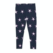 Converse AOP Star Obsidian Kids Leggings