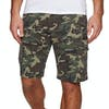 Fox Racing Slambozo Camo Cargo Shorts - Green Camo