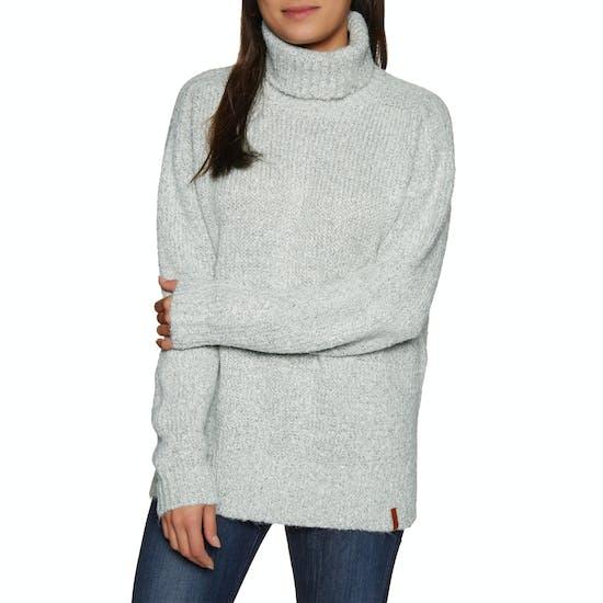 Passenger Clothing Wild Cherry Ladies Sweater