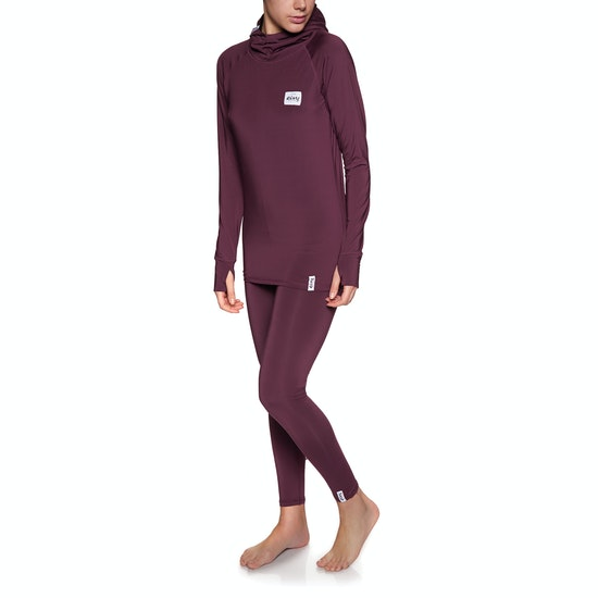 Eivy Icecold Hood Wine L Pullover Hoody