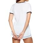 Volcom Keep Goin Ringer Ladies Short Sleeve T-Shirt