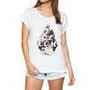 Volcom Radical Daze Womens Short Sleeve T-Shirt - White