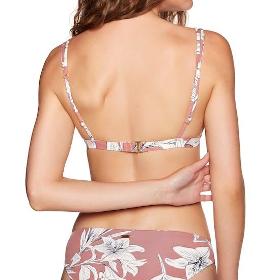 Roxy Softly Love Tri Bikini Top