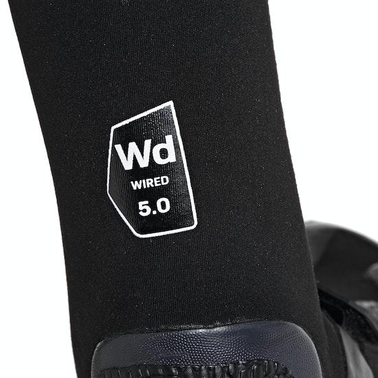 Botas para Fato Térmico C-Skins Wired 5mm Adult Split Toe