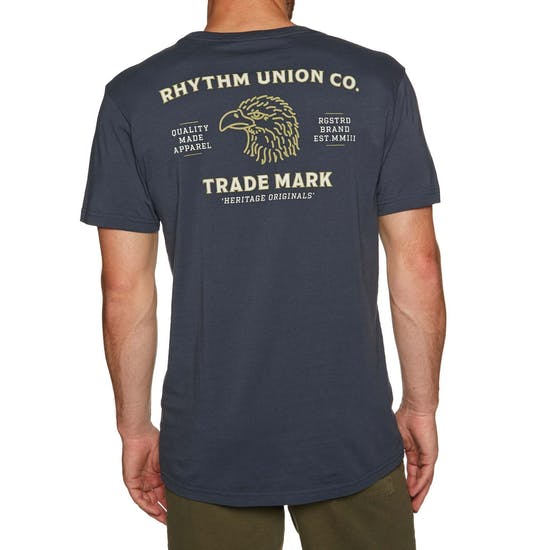 Rhythm Union Short Sleeve T-Shirt