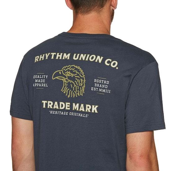 Rhythm Union Short Sleeve T-Shirt