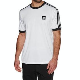 Camiseta de manga corta Adidas Club Jersey - White Black