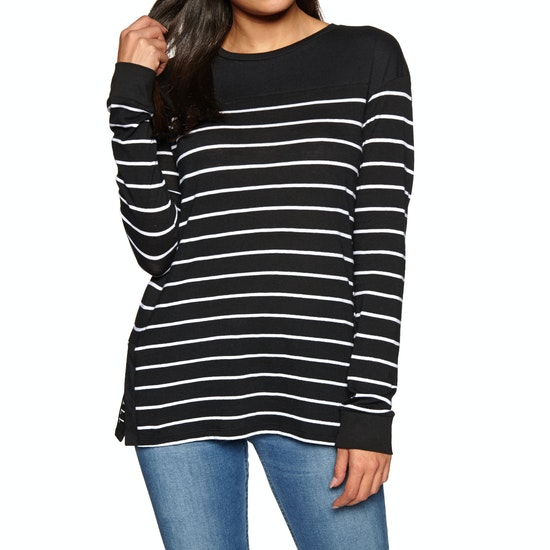 O'Neill Stripe Relaxed Womens Top