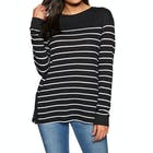 O'Neill Stripe Relaxed Ladies Top