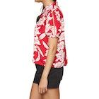 Volcom Aloha Ha Ladies Short Sleeve Shirt