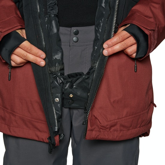 Blusão para Snowboard Volcom Pat Moore 3-in-1