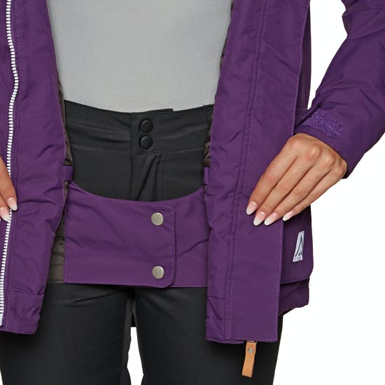 Blouson pour Snowboard Femme Wear Colour Ida Jacket