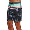 Boardshort Hurley Phantom Aloha Twist 18in - Black