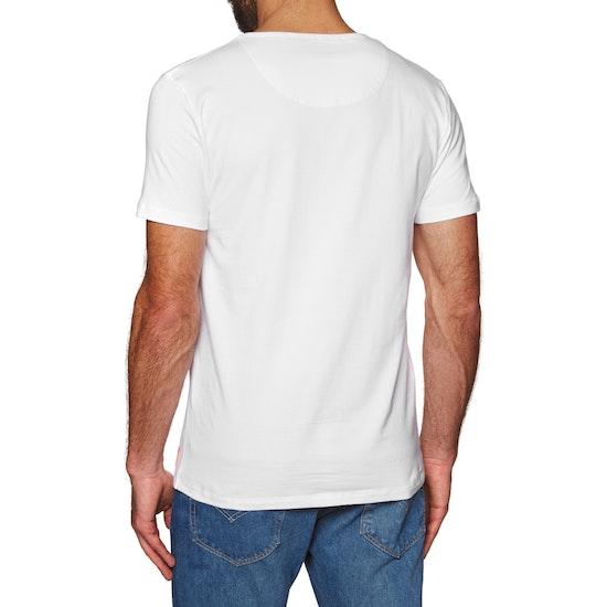 Camiseta de manga corta Superdry Laundry Slim Double Pack