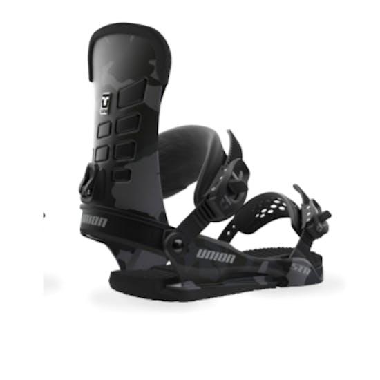 Snowboard Bindings Union STR